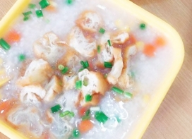 北京虾仁粥