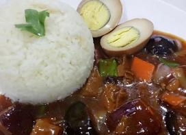 西安台式卤肉饭